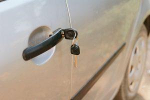 深谷市の車の鍵インロック